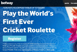 Betway Cricket Roulette