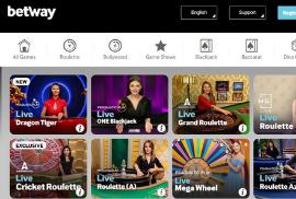 Live Casino Options